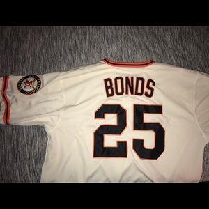 Other - Barry Bonds Mitchell&Ness Jersey